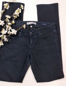 Kasil Jeans - *HP* Kasil Black Vixen Straight Jeans